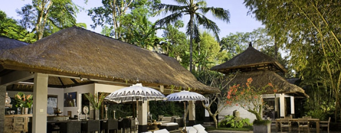 Bali:Villa Maya Retreat